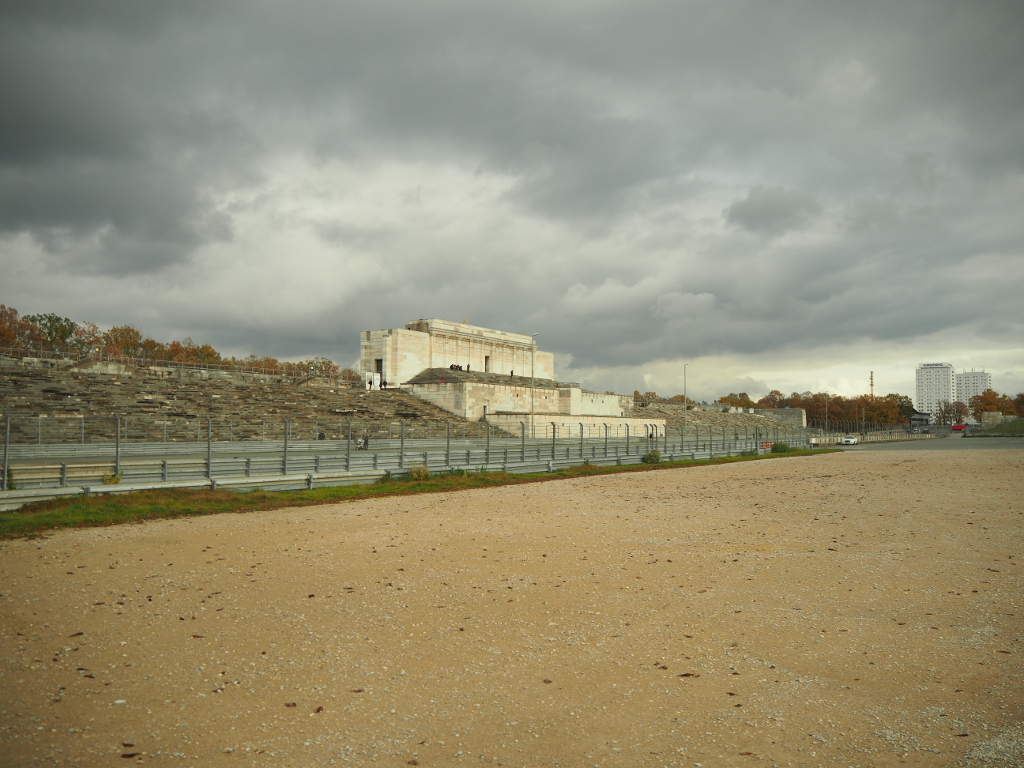 Remains of the Zeppelinfeld