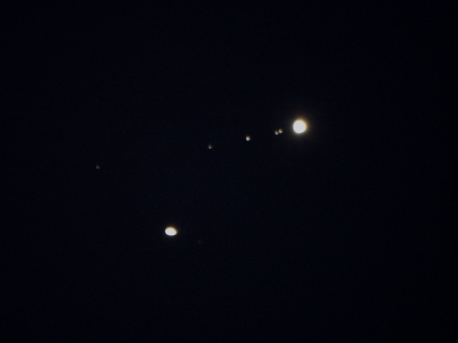 kc-pc196328a - Jupiter and Saturn on Dec 19