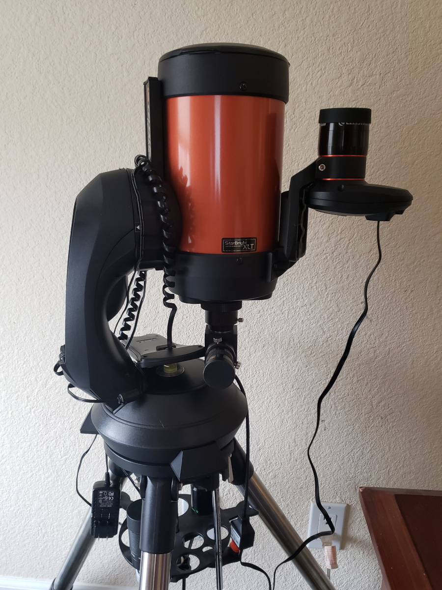 Celestron 5 inch telescope