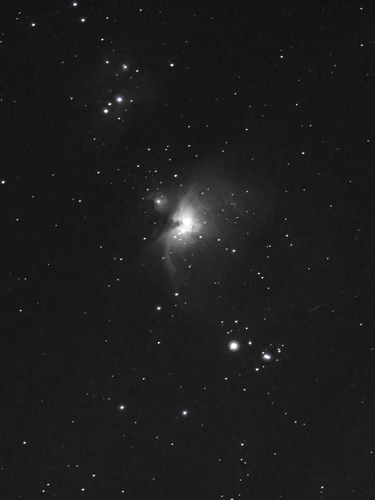 Photo of the Orion Nebula - kc-em100164b-