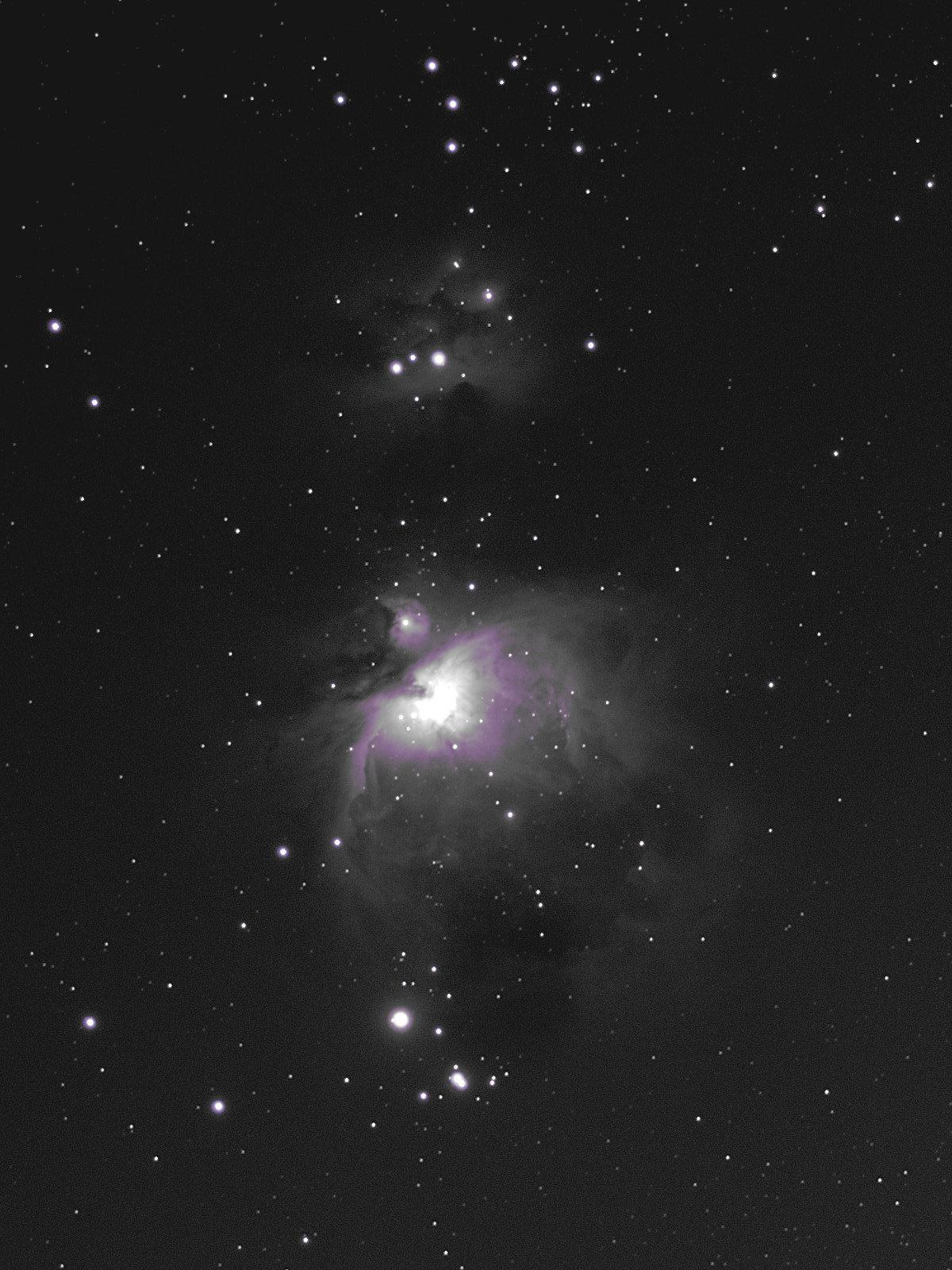 The Orion Nebula - 2021-03-16