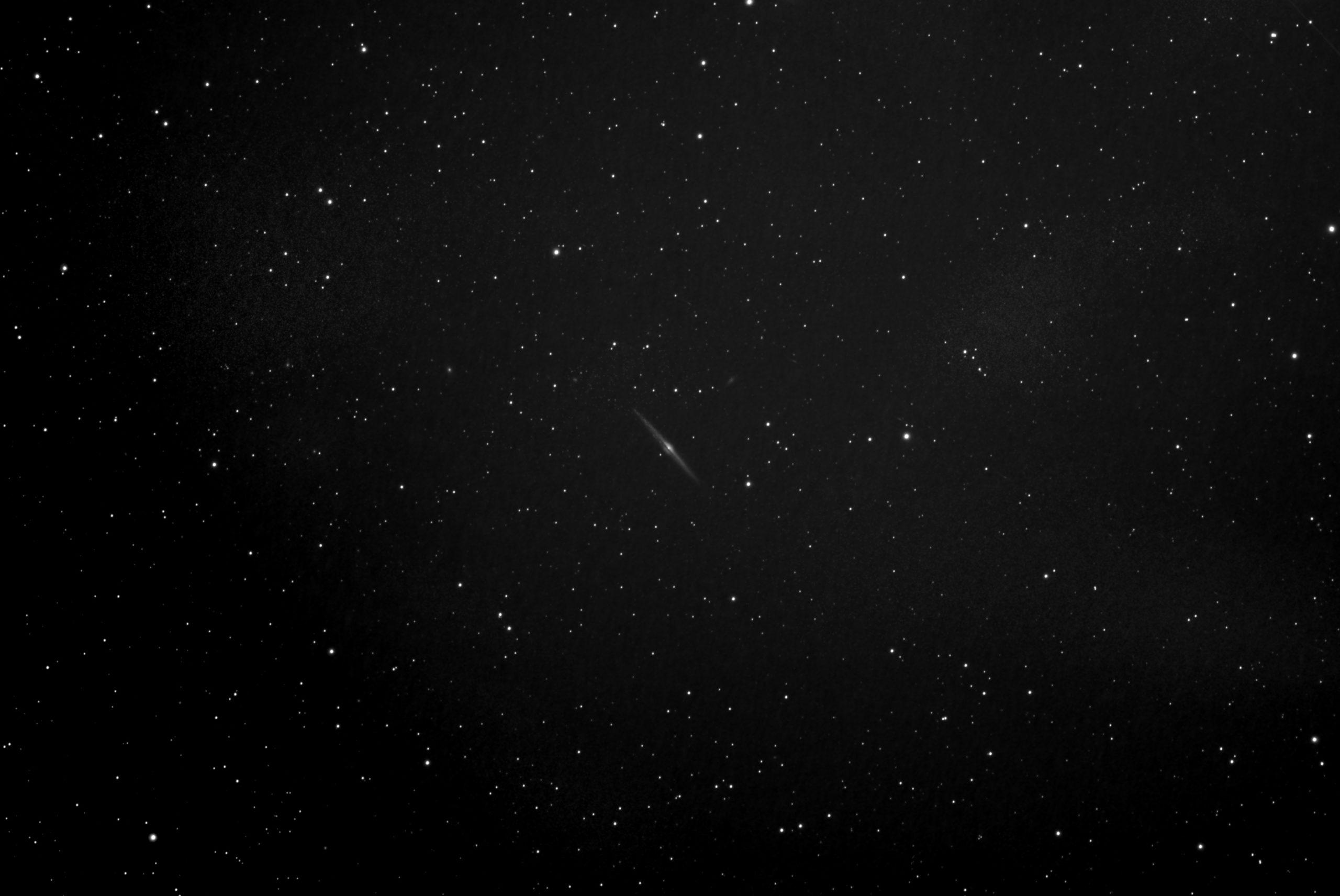 NGC 4565 9 exposure integration