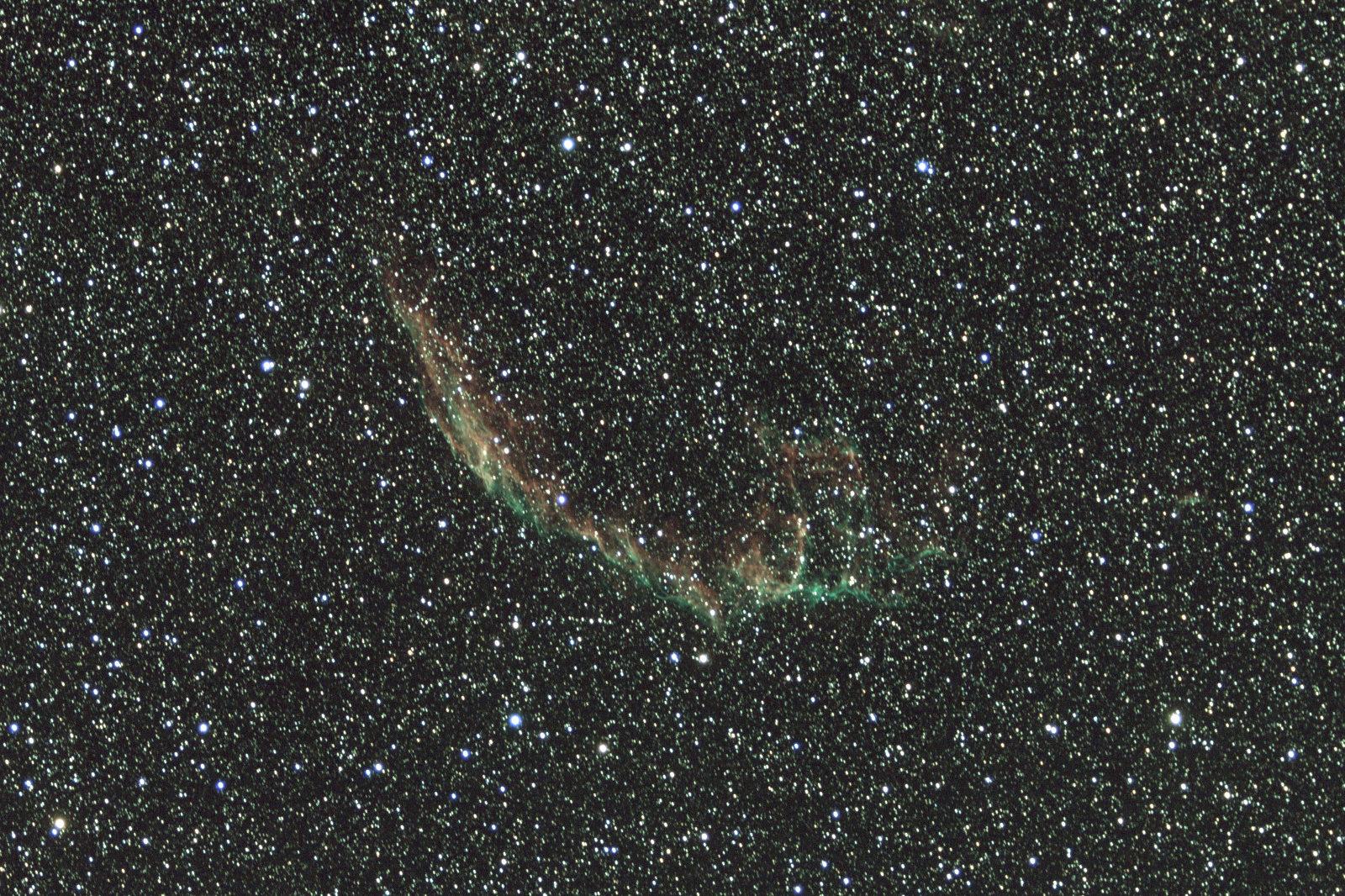 Part of Veil Nebula